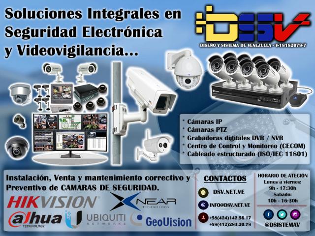 Servicio Técnico Cctv, Servidores, Wifi, Red, Energizadores - 1/5