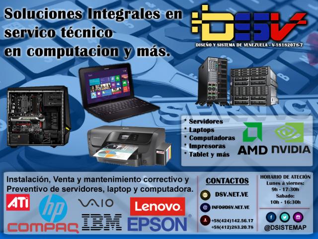Servicio Técnico Cctv, Servidores, Wifi, Red, Energizadores - 2/5