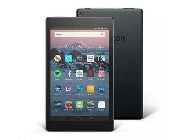 Tablet Kindle Fire Hd 10 7ma Gen 32gb - 1/3