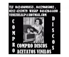 Compro discos lp, acetatos, al mejor precio, viniles, todo tipo, cds, equipos, - Imagen 4/6