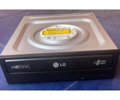Quemador Dvd Interno Super Multi De 24x Con Soporte M-disc