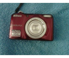 En venta cámara Nikon Coolpix