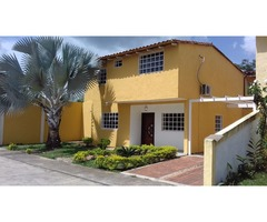 casa TownHouse Tinaquillo Cojedes