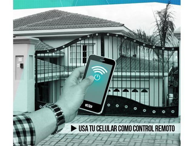 TU CELULAR COMO CONTROL REMOTO - 3/6