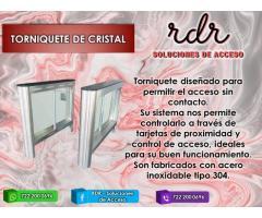 TORNIQUTE DE CRISTAL - RDR SOLUCIONES DE ACCESO