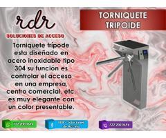 TORNIQUETE TRIPOIDE - RDR SOLUCIONES DE ACCESO