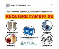 Venta de filtros de aire comprimido
