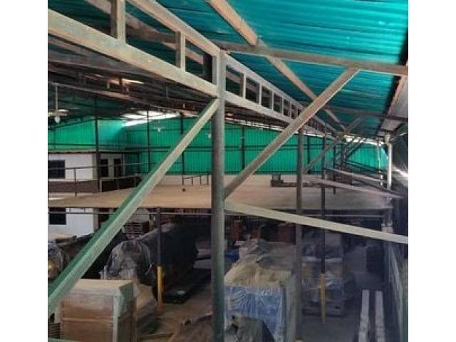 Edificio industrial carretera nacional GUIGUE valencia - 3/6