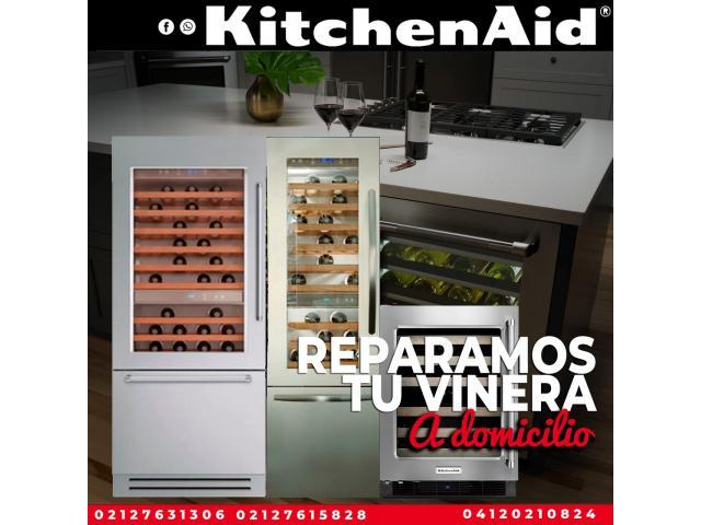 Reparación y mantenimiento Neveras Congeladores Aires Cocinas Ice Maker y Más - 2/4