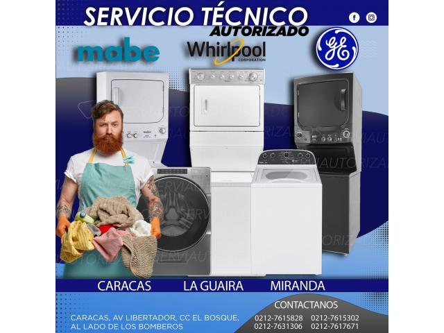 Servicio técnico en electrodoméstico de línea blanca - 1/4