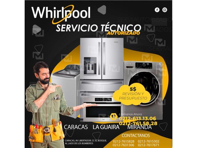 Servicio técnico en electrodoméstico de línea blanca - 2/4