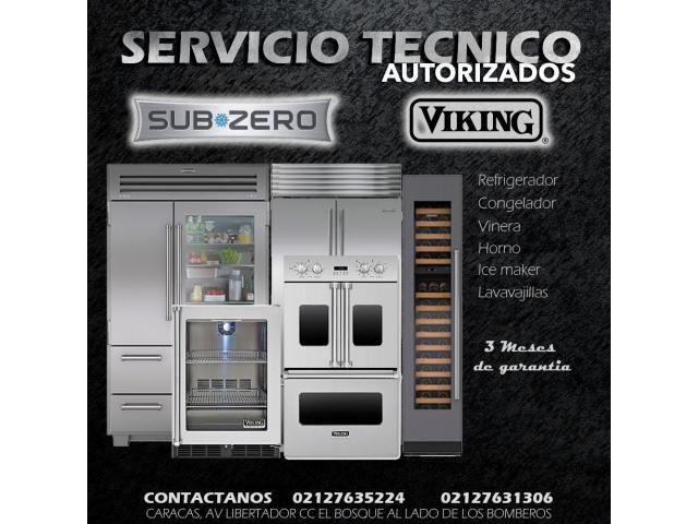 Serviautorizados - Reparación y Mantenimiento Línea Blanca Caracas Venezuela - 1/1