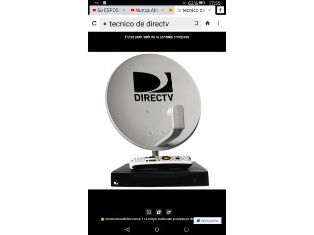 Servicio técnico de DirectX simple Movistar e inter - 1/1