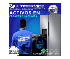 Reparación de línea blanca Multiservice Jad 5000