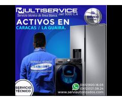 Multiservice Jad 5000 Técnicos