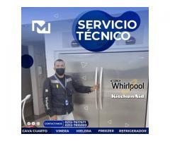 Servicio Técnico Electrodomésticos en Línea Blanca Caracas