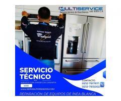 Reparación y Mantenimiento Electrodomésticos Línea Blanca