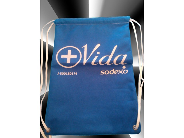 a0df5d074 ... Bolsas Ecologicas Publicitarias en tela reciclable con estampado - 3/4  ...
