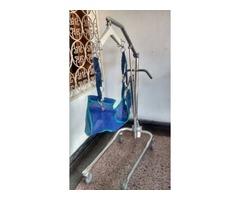 Grua Hidraulica Para Discapacitados