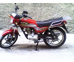 Vendo moto horse año 2012