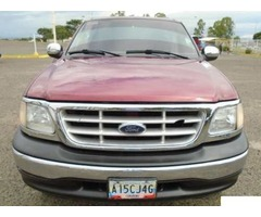 FORD FORTALEZA PICK-UP 2002