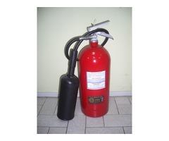 EXTINTOR DIOXIDO DE CARBONO CO2 10 LIBRAS