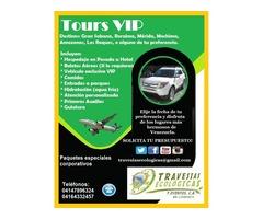Tour en Venezuela