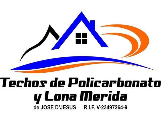 Techos De Policarbonato Y Lona Merida - 1/6
