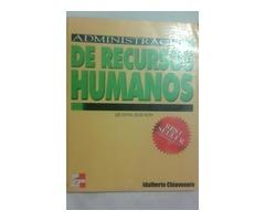 Administracion de recursos humanos 9na edicion - Idalberto Chiavenato