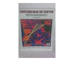 CONTABILIDAD DE COSTO