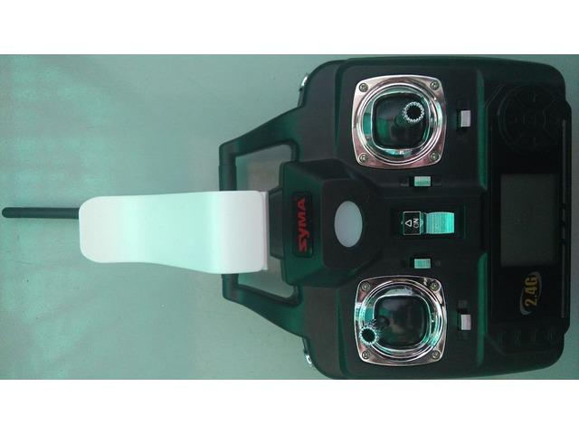 Drone Syma X5sw Fpv Real Time con wifi Vision En Tiempo Real alcance modificado a 200 mts NUEVO - 2/6