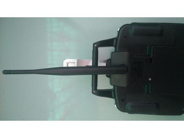 Drone Syma X5sw Fpv Real Time con wifi Vision En Tiempo Real alcance modificado a 200 mts NUEVO - 3/6