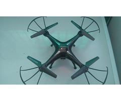 Drone Syma X5sw Fpv Real Time con wifi Vision En Tiempo Real alcance modificado a 200 mts NUEVO - Imagen 4/6
