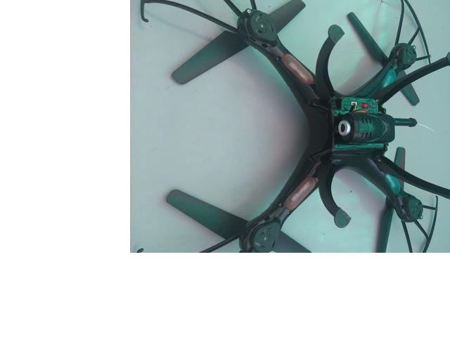 Drone Syma X5sw Fpv Real Time con wifi Vision En Tiempo Real alcance modificado a 200 mts NUEVO - 5/6