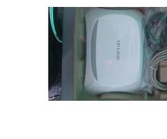 RAUTER TPLINK 3G Y 4 G NUEVO - Imagen 4/6