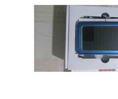 Cargador Solar Y Linterna Para Varios Tipo De Equipos