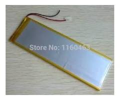baterias para tablet  con revision incluida