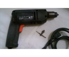 TALADRO BLACK & DECKER 3/8