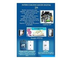 Teléfono Intercomunicador marca Sonalarm