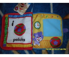 Fisher Price Libro interactivo