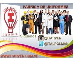 FABRICA DE UNIFORMES INDUSTRIALES