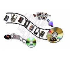 Convierta sus videos viejos a DVDS