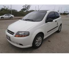Chevrolet Aveo año 2010