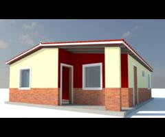 casa estilo plan vivienda