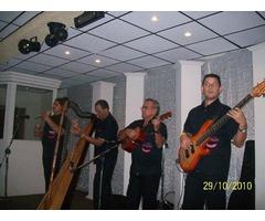 arpa cuatro maracas conjunto musica llanera en maracaibo