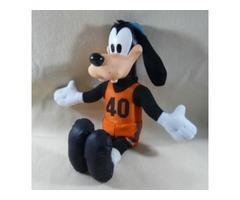 MICKEY, GOOFY, MINNIE, Y DONALD Colección Disney Deportivos Mc Donalds