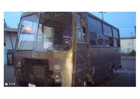 Bus Evro 1984 listo para trabajar En Puerto La cruz