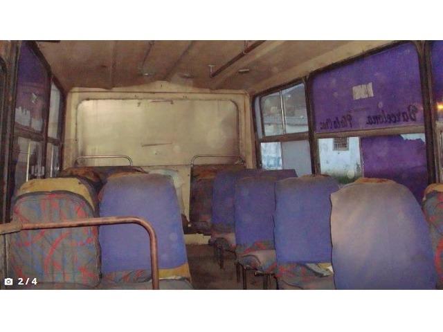 Bus Evro 1984 listo para trabajar En Puerto La cruz - 2/4