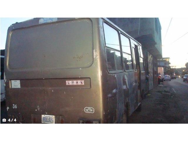 Bus Evro 1984 listo para trabajar En Puerto La cruz - 4/4