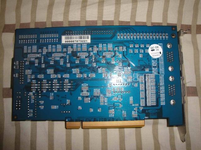 TARJETA CAPTURADORA GEOVISON GV-650/800 V 3.51 CAPACIDAD DE 16 CAMARAS - 2/2